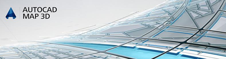 دانلود Autodesk AutoCAD Map 3D 2016 x86 - نرم افزار نقشه برداری و تهیه طرح زیربنا سازی