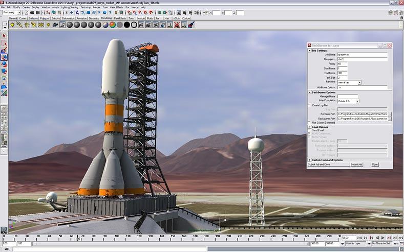 Maya Rendering Software Bing Images